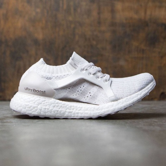 02bc8221084 NEW • Adidas • Ultraboost X Crystal Gray Sneakers